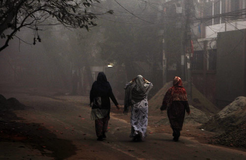 bangladesh winter バングラデシュ 冬