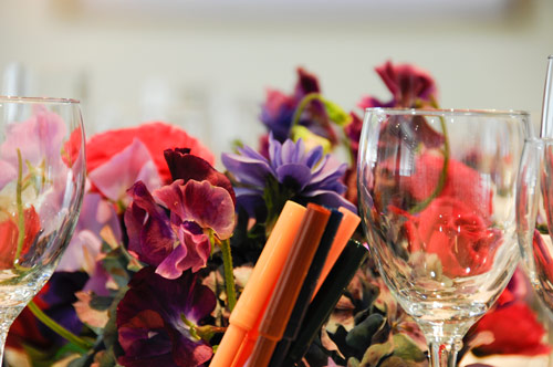 undo3 装花 flower wedding ウェディング 結婚式 披露宴