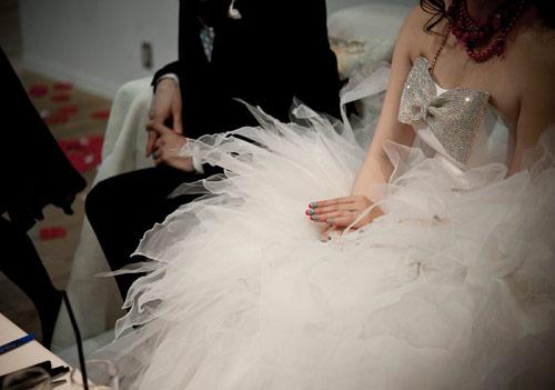 undo3 衣装 ドレス ウェディング 結婚式 披露宴